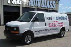 Auto Glass Repair in Los Angeles