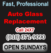 Fast Professional Auto Glass Repair